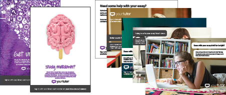 YourTutor Posters for libraries