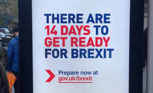 Brexit - Richmond Station