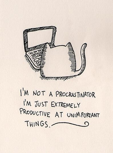 7 Easy Ways To Beat Procrastination