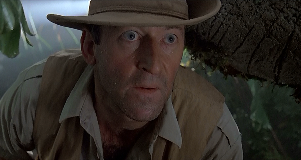 Muldoon Jurassic Park