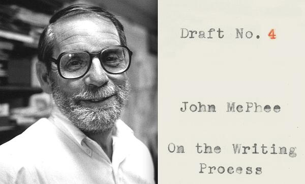 John McPhee - Draft No. 4