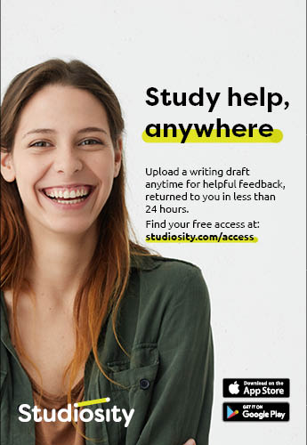 Download Studiosity posters for study spaces