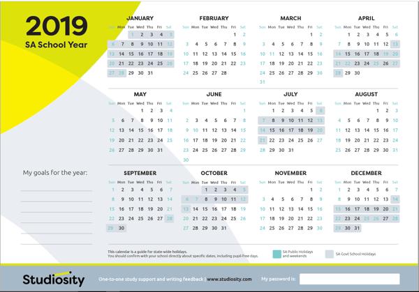 SA-2019-calendar