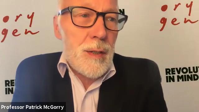 Prof Pat McGorry 2