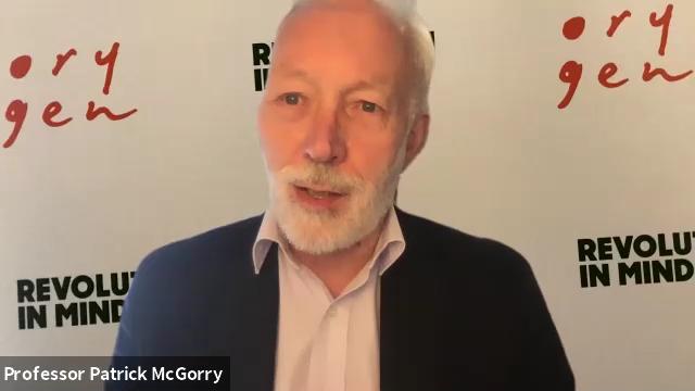 Prof Pat McGorry