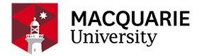 Macquarie University Career Success Access Details